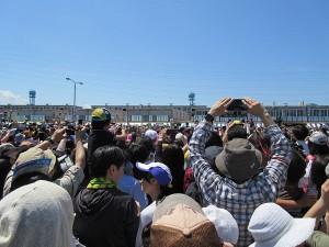 5月18日 船橋市場だよ、全員集合